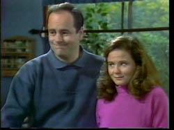 Philip Martin, Julie Robinson in Neighbours Episode 1778