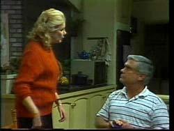 Madge Bishop, Lou Carpenter in Neighbours Episode 1778