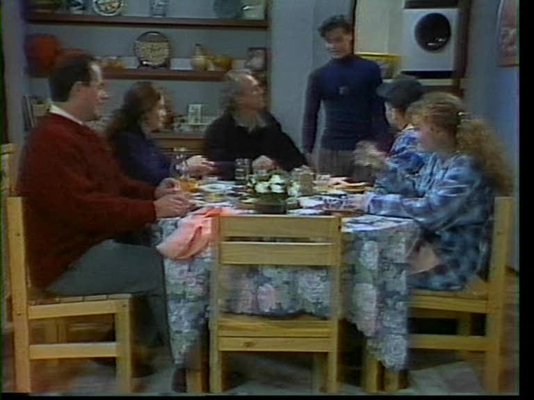 Philip Martin, Julie Robinson, Jim Robinson, Rick Alessi, Michael Martin, Debbie Martin in Neighbours Episode 1778