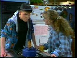 Michael Martin, Debbie Martin in Neighbours Episode 1778
