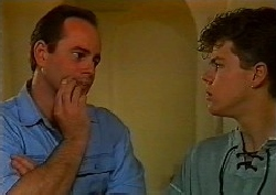 Philip Martin, Michael Martin in Neighbours Episode 1827