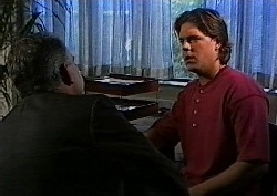 Gavin Heywood, Cameron Hudson in Neighbours Episode 1827