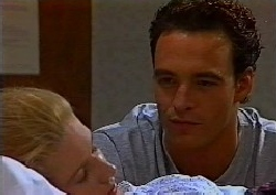 Phoebe Bright, Stephen Gottlieb in Neighbours Episode 1827