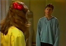 Julie Martin, Michael Martin in Neighbours Episode 1827