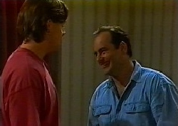Cameron Hudson, Philip Martin in Neighbours Episode 1827