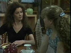 Gaby Willis, Debbie Martin in Neighbours Episode 1828