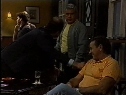 Philip Martin, Lou Carpenter, Doug Willis in Neighbours Episode 1829