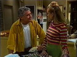 Lou Carpenter, Annalise Hartman in Neighbours Episode 1830