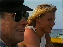 Doug Willis, Brad Willis in Neighbours Episode 1830