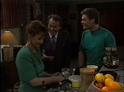 Pam Willis, Doug Willis, Adam Willis in Neighbours Episode 1830