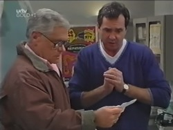 Lou Carpenter, Karl Kennedy in Neighbours Episode 3146