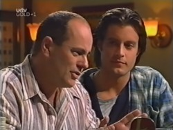 Philip Martin, Drew Kirk in Neighbours Episode 3146