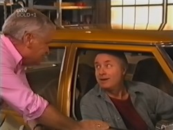 Lou Carpenter, Joe Langer in Neighbours Episode 3146