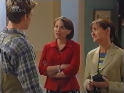 Billy Kennedy, Libby Kennedy, Susan Kennedy in Neighbours Episode 3147