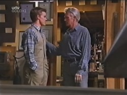 Billy Kennedy, Jack O'Connor in Neighbours Episode 3147