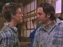 Billy Kennedy, Shaun Davis in Neighbours Episode 3147
