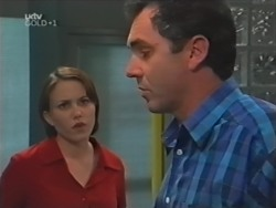 Libby Kennedy, Karl Kennedy in Neighbours Episode 3147