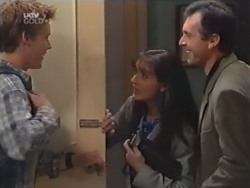 Billy Kennedy, Susan Kennedy, Karl Kennedy in Neighbours Episode 3147