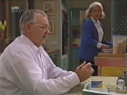 Harold Bishop, Madge Bishop in Neighbours Episode 3148
