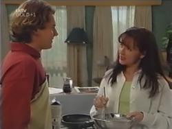 Joel Samuels, Susan Kennedy in Neighbours Episode 3148