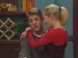 Lance Wilkinson, Amy Greenwood in Neighbours Episode 3148