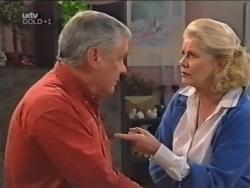 Lou Carpenter, Madge Bishop in Neighbours Episode 3148