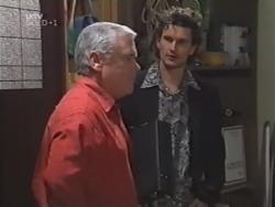 Lou Carpenter, Jake Nichols in Neighbours Episode 3148