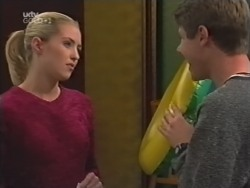 Amy Greenwood, Lance Wilkinson in Neighbours Episode 3148