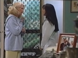 Madge Bishop, Susan Kennedy in Neighbours Episode 3148