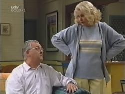 Harold Bishop, Madge Bishop in Neighbours Episode 3149