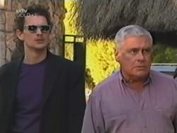 Jake Nichols, Lou Carpenter in Neighbours Episode 3149