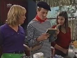 Ruth Wilkinson, Lance Wilkinson, Anne Wilkinson in Neighbours Episode 3150