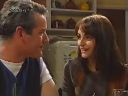 Alex Fenton, Karen Oldman in Neighbours Episode 3150