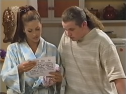 Sarah Beaumont, Toadie Rebecchi in Neighbours Episode 3150