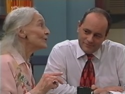 Lily Madigan, Philip Martin in Neighbours Episode 3150