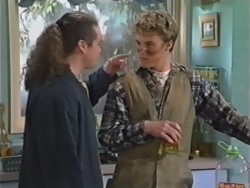 Toadie Rebecchi, Billy Kennedy in Neighbours Episode 3151