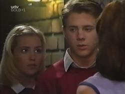 Amy Greenwood, Lance Wilkinson, Sarah Beaumont in Neighbours Episode 3151