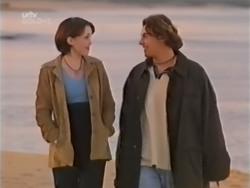 Libby Kennedy, Joel Samuels in Neighbours Episode 3151