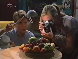 Lance Wilkinson, Amy Greenwood in Neighbours Episode 3151