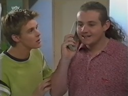 Billy Kennedy, Toadie Rebecchi in Neighbours Episode 3151