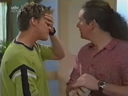 Billy Kennedy, Toadie Rebecchi in Neighbours Episode 3152