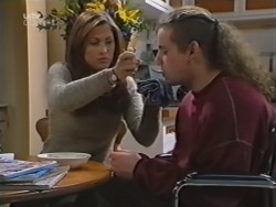 Sarah Beaumont, Toadie Rebecchi in Neighbours Episode 3152
