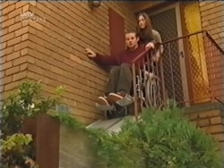 Toadie Rebecchi, Sarah Beaumont in Neighbours Episode 3152