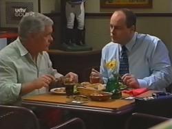 Lou Carpenter, Philip Martin in Neighbours Episode 3153