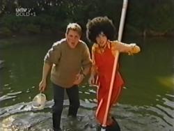 Lance Wilkinson, Anne Wilkinson in Neighbours Episode 3153