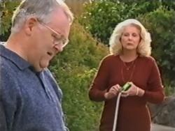 Harold Bishop, Madge Bishop in Neighbours Episode 3154