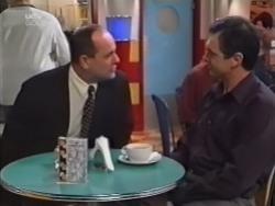 Philip Martin, Karl Kennedy in Neighbours Episode 3154
