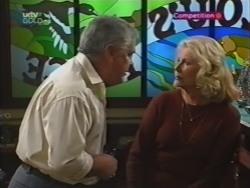 Lou Carpenter, Madge Bishop in Neighbours Episode 3154