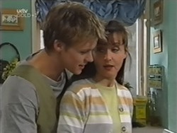Billy Kennedy, Susan Kennedy in Neighbours Episode 3155