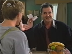 Billy Kennedy, Karl Kennedy in Neighbours Episode 3155